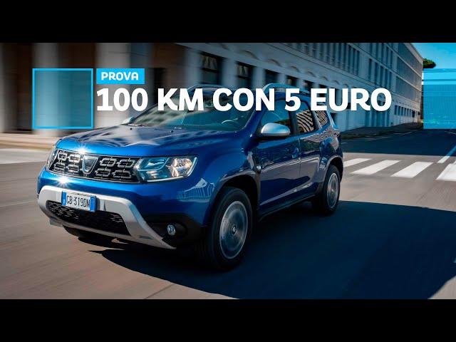 Dacia Duster GPL 2020   Come va e quanto consuma alla pompa