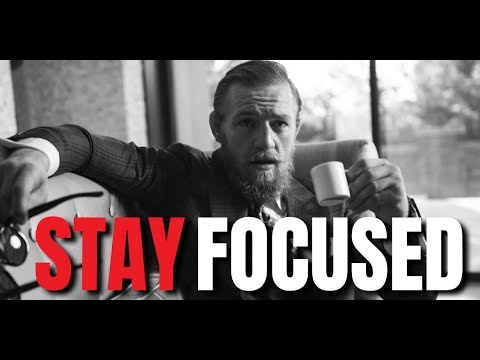 STAY FOCUSED (Powerful Motivational Video By Billy Alsbrooks)