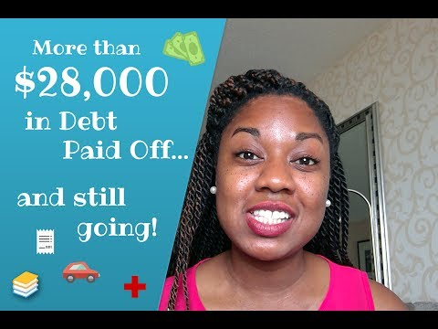 $28,000 in Debt Paid Off in a Year...And Still Going!!! (@DebtFreeSweetie) Mp3