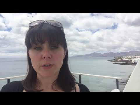 Lanzarote Weather 24th March 2018