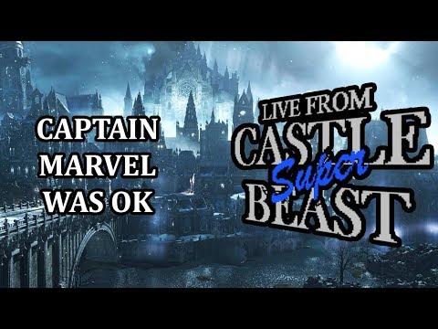 Castle Super Beast Clips: Captain Marvel Was OK