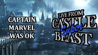 Castle Super Beast Clips: Captain Marvel Was OK thumbnail
