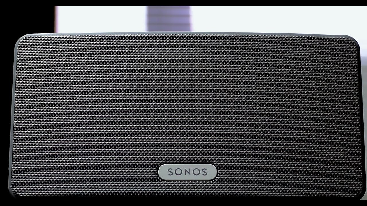 Sonos Play 3 Vs Bose Soundtouch 20 Youtube