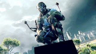 Crysis 3 PC Multiplayer : Hunter Gameplay
