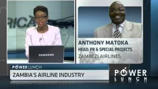 Zambia's Airline Industry with Anthony Matoka