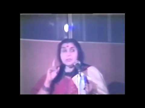 1981-0327 Nabhi Chakra, Sydney, How to disciple children