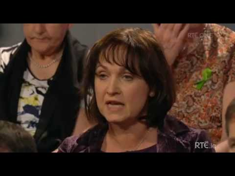 Claire Byrne Live  on housing, 23rd May 2016