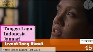 Tangga lagu Indonesia Terbaru  | Top Chart Januari (WEEK 1)