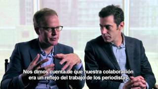 'SPOTLIGHT': Entrevista a Tom McCarthy y Josh Singer