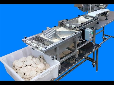Комплект оборудования для производства котлет - формованных панированных полуфабрикатов ИПКС-0213