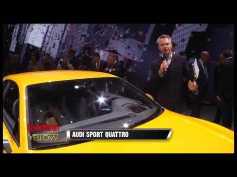 GenteMotori al Salone di Francoforte 2013: Audi Sport Quattro Concept