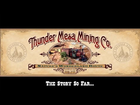 The Thunder Mesa Mining Company So Far (May 2016)