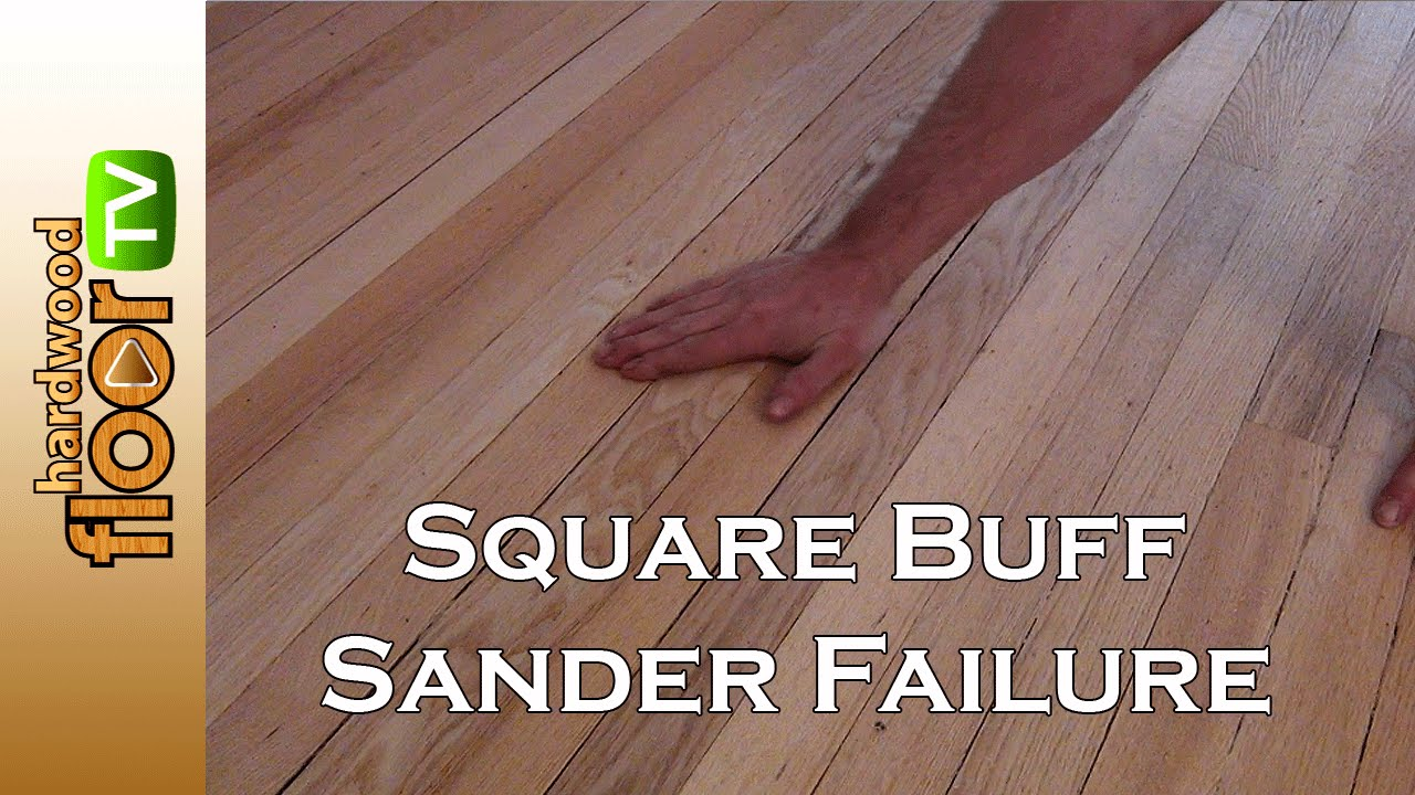 Square Buff Sander Can T Do The Job Here Reasons Why Are Explained Youtube
