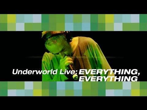 Underworld Live: Everything, Everything HD