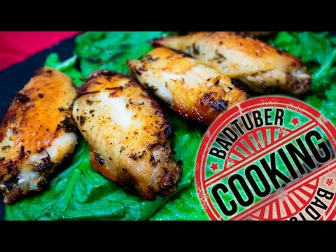 Keto Recipes 👉 Herb Chicken Wings  👈 Low Carb Diet