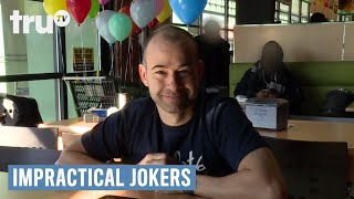 "Impractical Jokers - ""The Marathon Man"" Ep. 701 (Web Chat) | truTV"