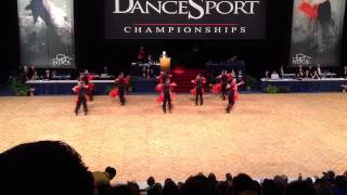 "2013 BYU Youth ""A Team"" Latin Medley (Rhapsody)"