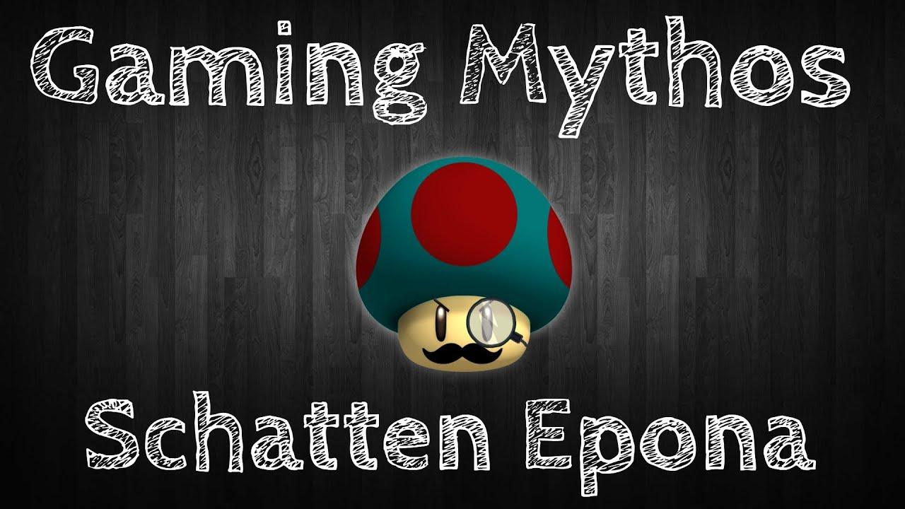 mythos of gaming gesicht