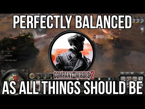 Company of Heroes 2 is a Perfectly Balanced Masterpiece