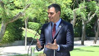 "Sánchez, ""razonablemente optimista"" con respuesta a candidatura de Calviño"
