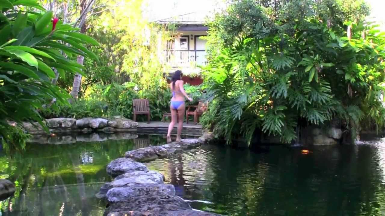 Freshwater Cenote Pool Freshtraveler Sundy House Delray Beach You