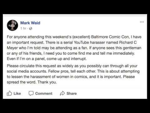 Can The Comics Community Come Together?