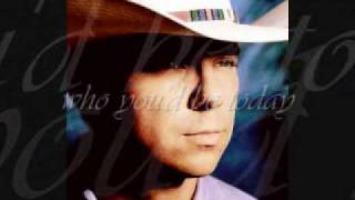 kenny chesney-who you