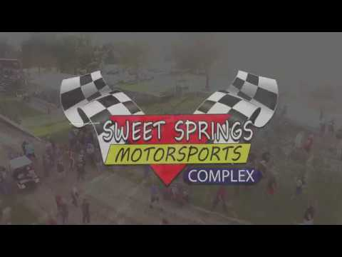 Sweet Springs Motorsports Complex Highlight Reel 9-1-18