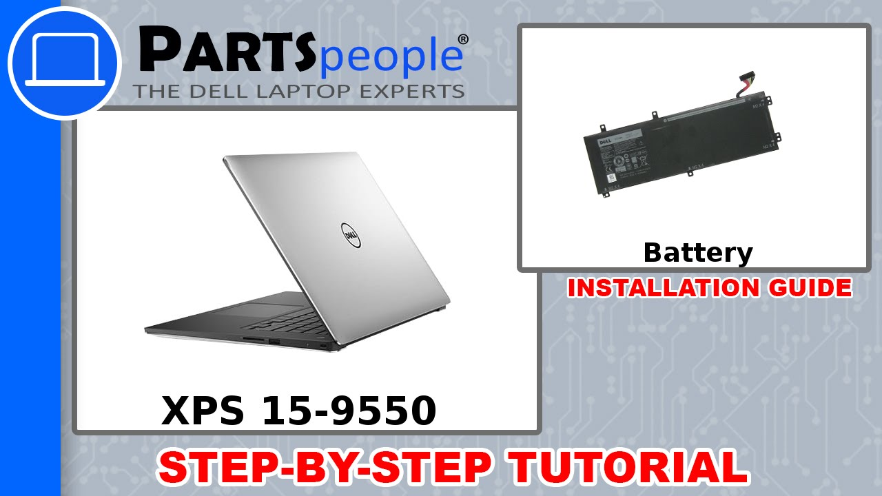 dell xps 15 9550 p56f001 battery how to video tutorial youtube rh youtube com dell xps 15 maintenance manual dell xps 15 9530 repair manual