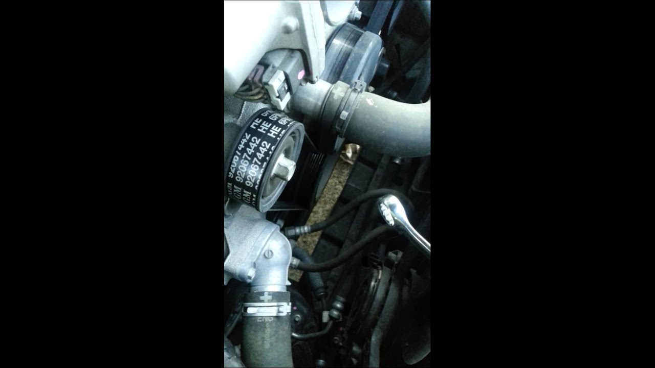 G8 tensioner issue - YouTube