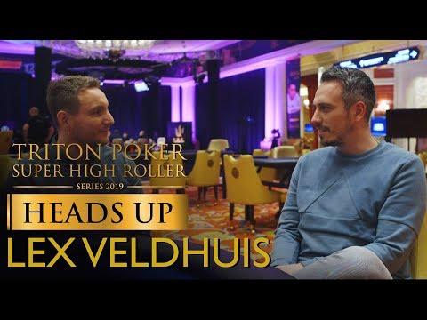 Triton Poker Jeju 2019: Heads up with Lex Veldhuis