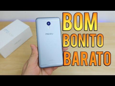 Meizu M3 Note - Celular BOM, BONITO e BARATO (Primeiras Impressões)