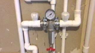 Наполнение системы отопления. Виктория Фондитал(Подготовка к запуску., 2013-05-10T08:22:56.000Z)