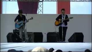 こんにちは、BeanCropです。 若戸大橋50周年ライブでMorningAfterやった...