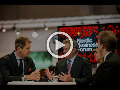 Nordic Business Report: Interview with Keith Cunningham