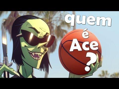 Quem é Ace, o novo integrante de Gorillaz ? e aonde está Murdoc, álbum The NoW Now.