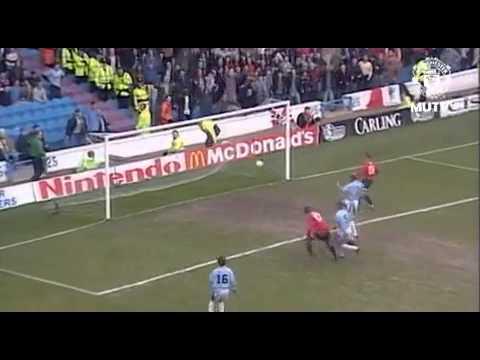 Classic United  Matches : Man City 2-3 Man Utd (1996)