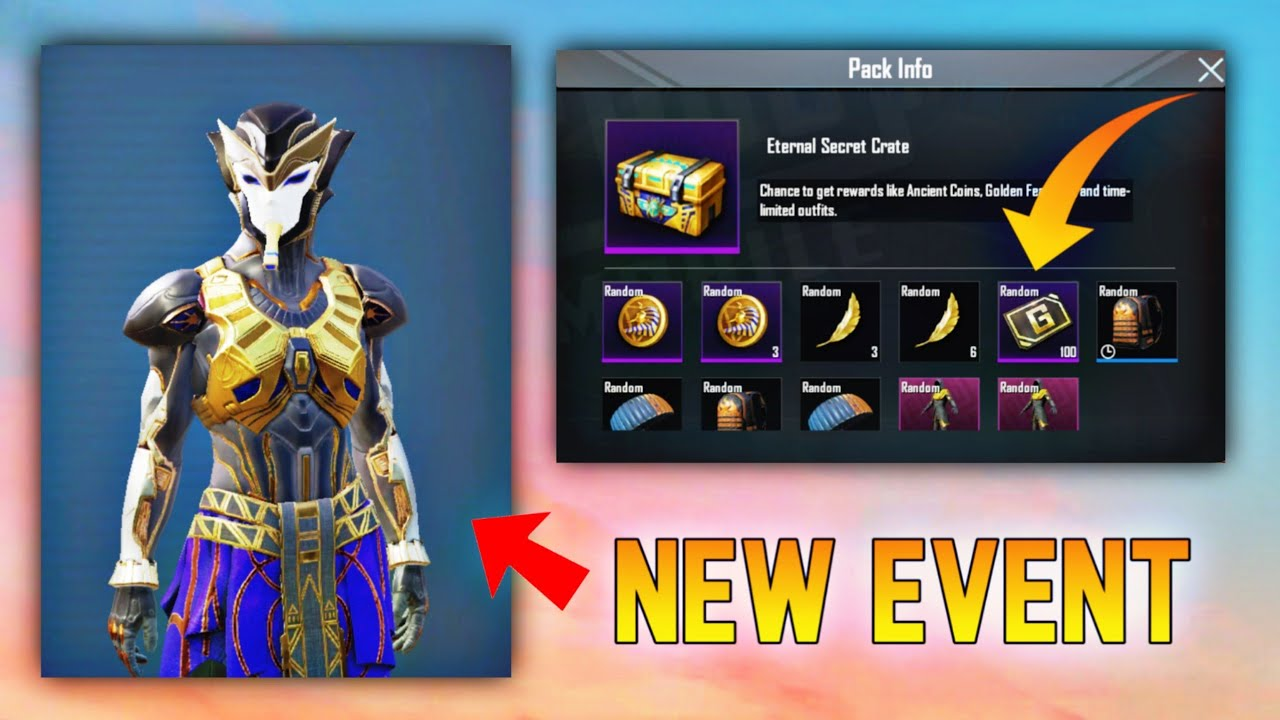 PUBG MOBILE DAY VS NIGHT NEW EVENT !! GET TEMPLE GUARDIAN SET, ANCIENT COINS & AG CURRENCY