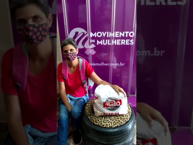 Hoje, o Movimento de Mulheres em São Gonçalo é um dos comitês que integram a Ação da Cidadania.