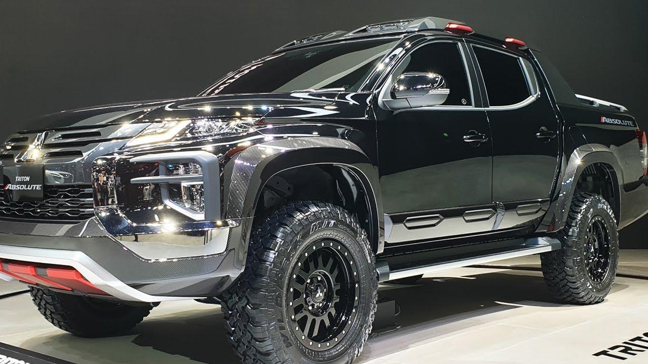 2019 New Mitsubishi Triton ABSOLUTE