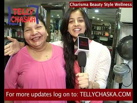 MAHIMA MAKWANA - REJUVENATING At Charisma Beauty Spa & Salon With Her Mom
