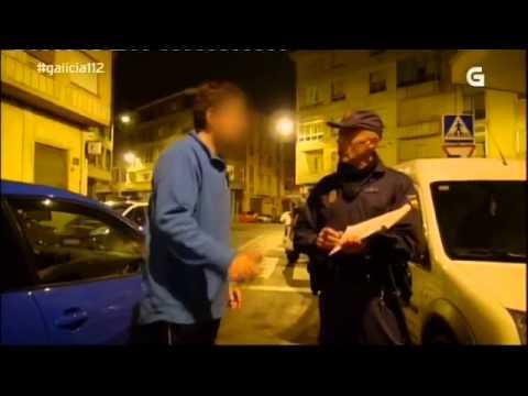 Actuación da Policía Nacional de Ourense