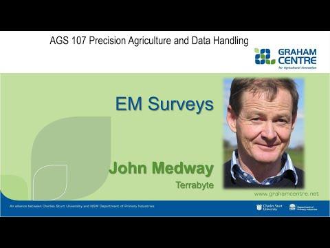 Precision Agriculture AGS107: EM Survey