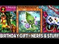 KONAMI'S BIRTHDAY GIFT TO ME! | YuGiOh Duel Links PVP w/ ShadyPenguinn
