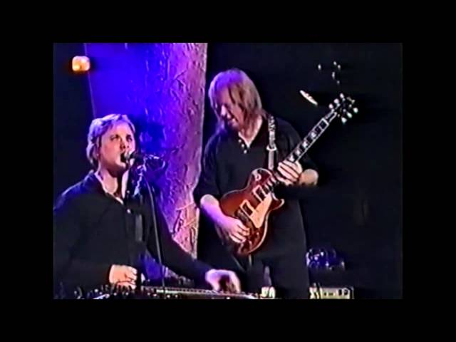 Jeff Healey, jimmy D. Lane at Montreux Jazz and Blues Festival