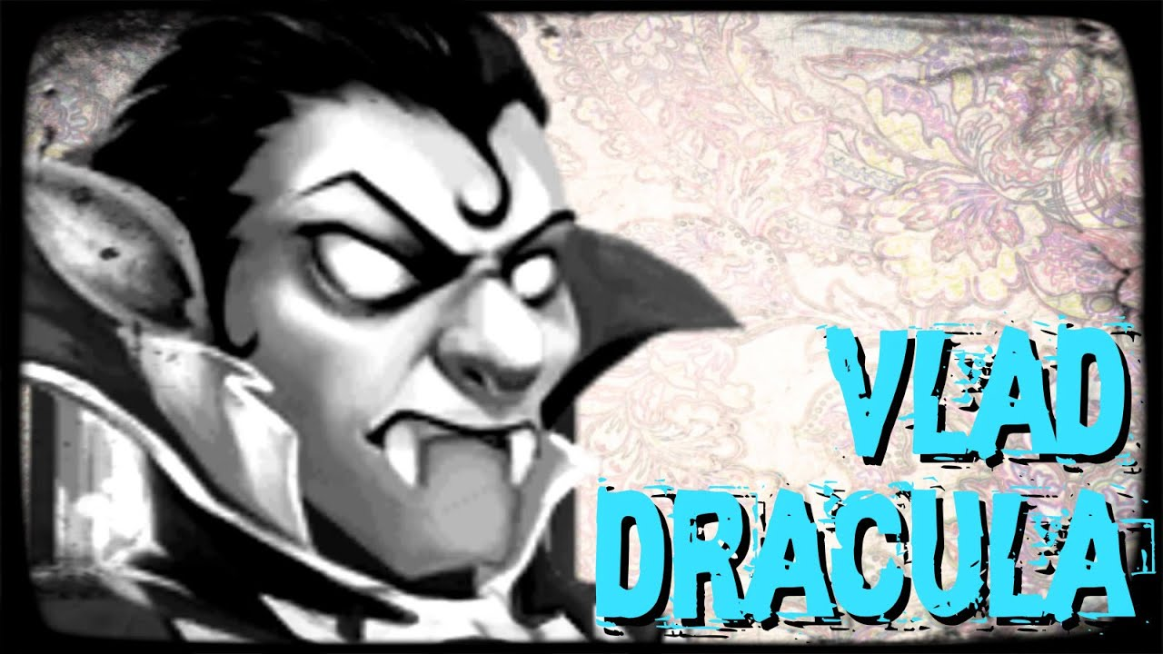 account of the life of vlad dracula