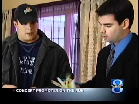 GR concert promoter likely on the run