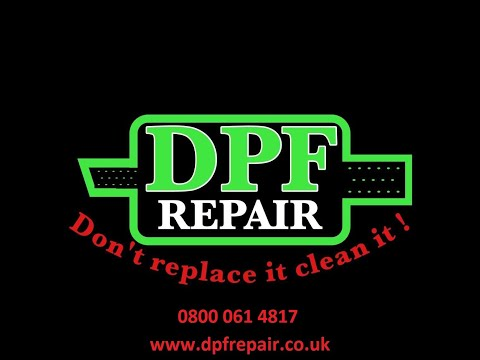 Hull DPF Cleaning. Transit catalyst cleaning.