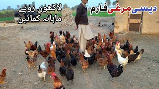 Download Farming In Pakistan Desi Murgi Poultry Farm How To Start