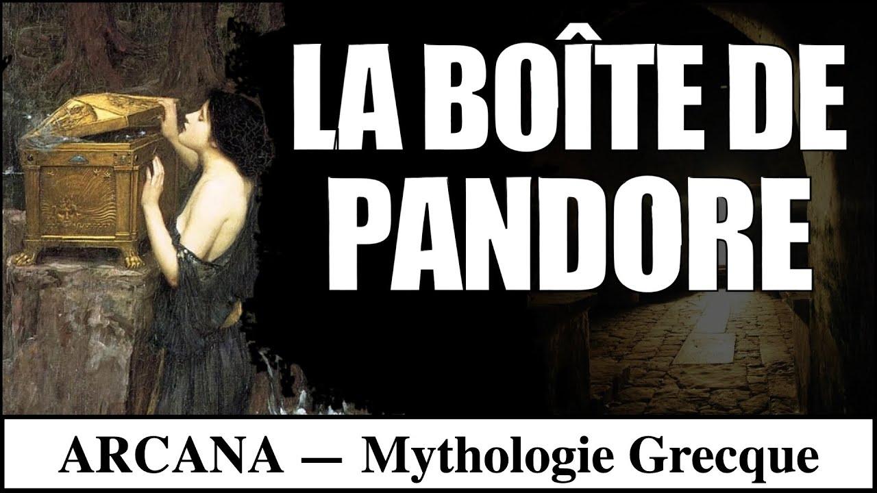 Download La boite de Pandore - Mythologie Grecque